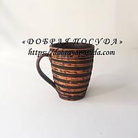 Чашка глиняная 0,3л Beauty