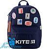 Рюкзак для мальчика с ортопедической спинкой Kite Trips K19-719M-3