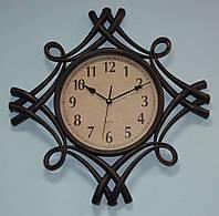 Оригинальные интерьерные настенные часы (58х58х5 см.)