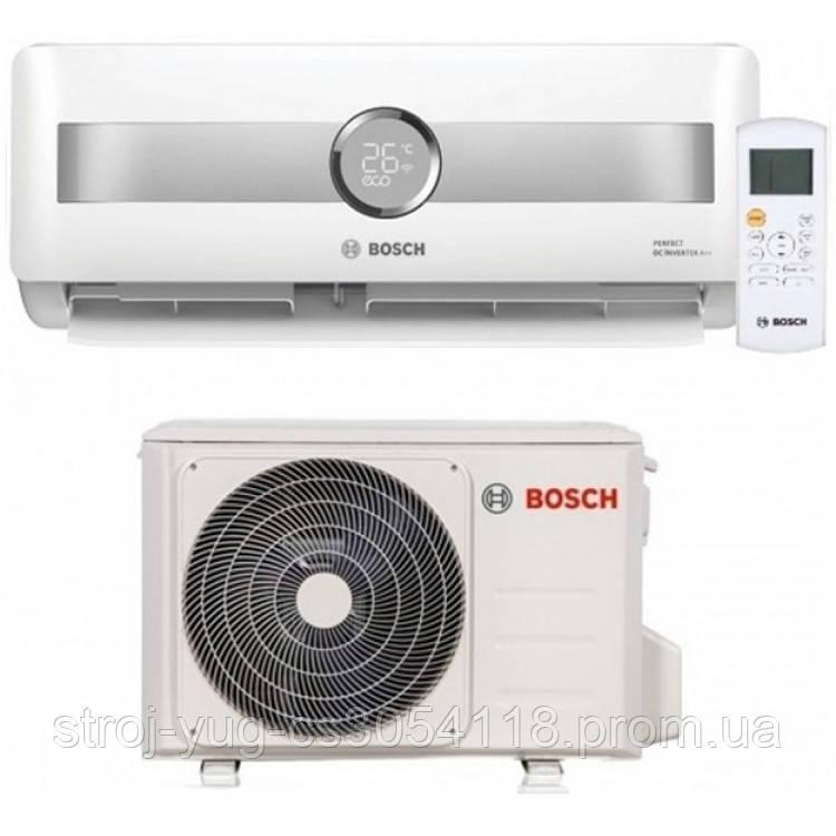 Кондиционер инверторный Bosch Climate 8500 RAC 5,3-3 IPW/Climate RAC 5,3-1 OU, 50 м.кв.