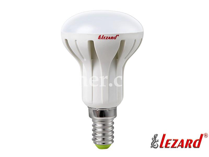 Лампа светодиодная рефлектор R63 9W 4200K E27 220V LEZARD