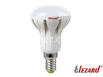 Лампа світлодіодна рефлектор R63 9W 4200K 220V E27 LEZARD