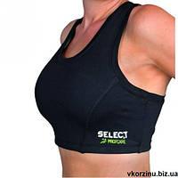Спортивный топ женский Select Sports bra II черный