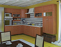 Кухня София Классика комплект 2м ольха Сокме