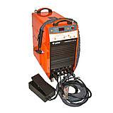Промышленный сварочный аппарат для аргонодуговой сварки JASIC TIG 500P AC/DC (E312), фото 2