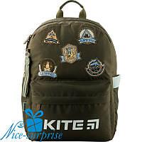 Рюкзак для мальчика с ортопедической спинкой Kite Camping K19-719M-4, фото 1