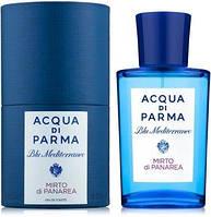 Парфюм унисекс Acqua di parma Blu Mediterraneo-Mirto di Panarea (Аква ди Парма Мирто ди Панареа)