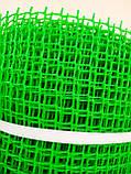 """Сетка садовая, пластиковая, ячейка 13х13мм, 1х20м. """"Клевер"""" (Украина), фото 5"""