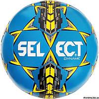 Футбольный мяч Select DYNAMIC сине-желто-черный Размер 5