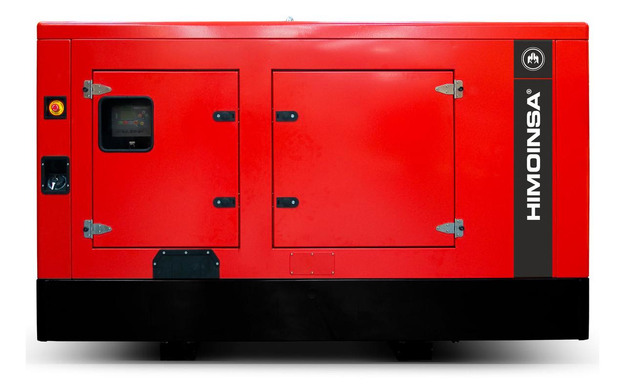 Дизельный генератор HIMOINSA HHW-75 T5 (55 кВт)