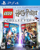 LEGO Harry Potter (Blu-ray) для PS4