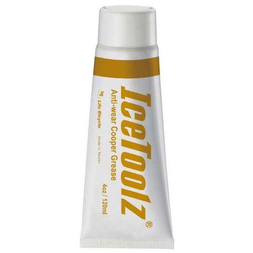 Смазка ICE TOOLZ C172 120ml износостойкая, медная