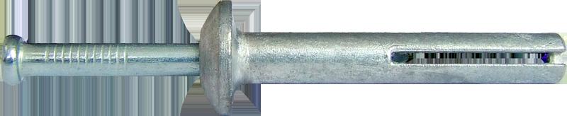 Дюбель-гвоздь(анкер-гвоздь) металлический 6*65, фото 2