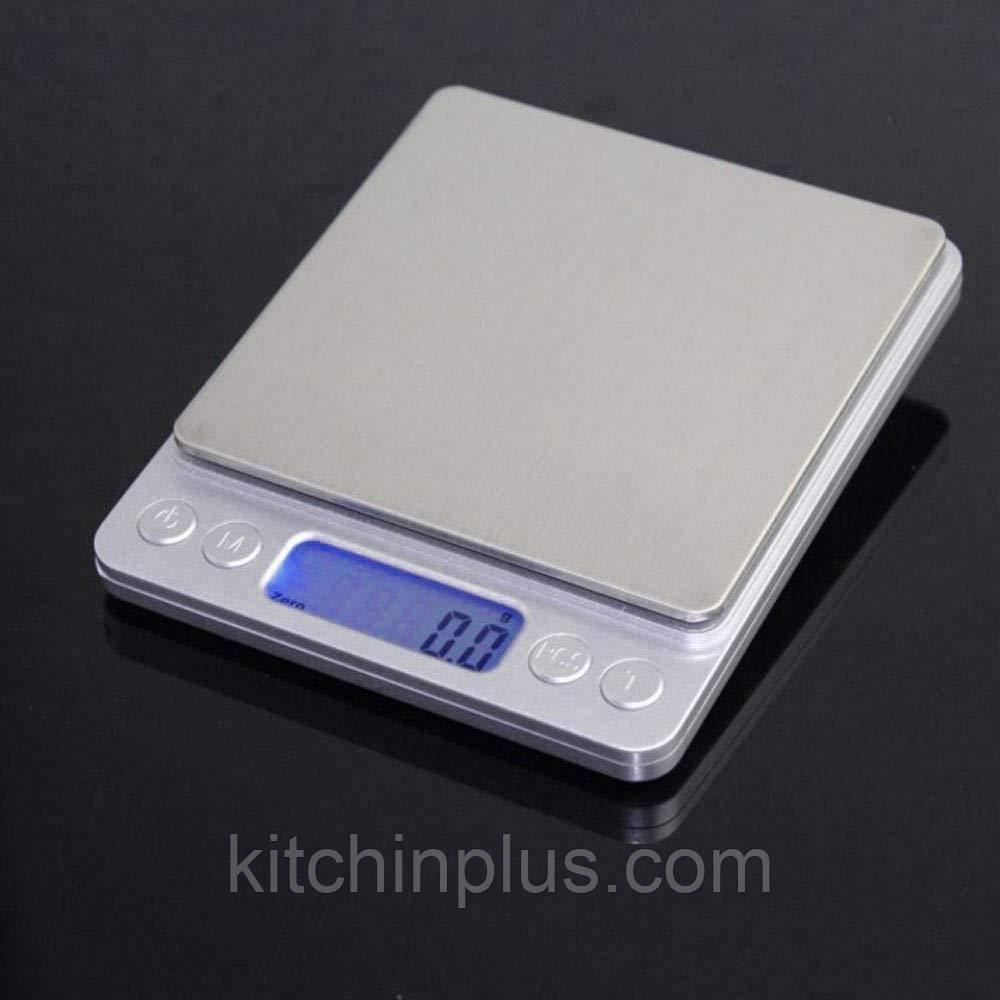 Весы ювелирные электронные (2000г/0,1г)
