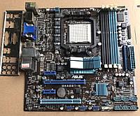 ТОПОВАЯ Плата AMD SAM3 на DDR3 ! ASUS M4A88T-M 140W ! с HDMI Понимает АБСОЛЮТНО ЛЮБЫЕ 2-6 ЯДЕРНЫЕ ПРОЦЫ AM3