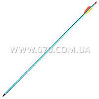 Стрела для стрельбы из лука, алюминий (790mm)