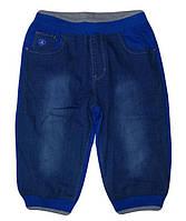 Бриджи для мальчиков, джинс + трикотаж, р-р 98, ТМ  Active sport, фото 1