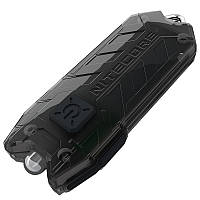 Фонарь Nitecore TUBE (1 LED, 45 люмен, 2 режима, USB), черный