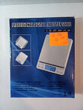 Весы ювелирные электронные (2000г/0,1г), фото 5