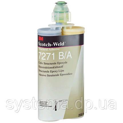 3М™ Scotch-Weld™ 7271 B/A - Двухкомпонентный адгезив, фото 2