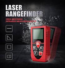 Лазерный дальномер PRACMANU. Лазерная рулетка, лазерный измеритель