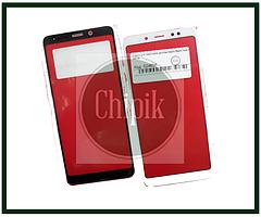 Стекло для переклейки дисплея Xiaomi Redmi Note 5, Белое
