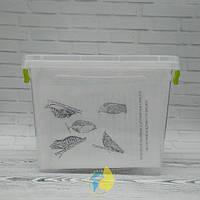 Бабочкарий  21*14*15 см