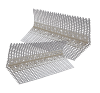 Профиль угловой ПВХ с суткой 3,0 м.