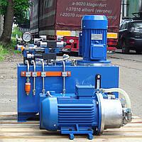 Производство маслостанций гидравлических