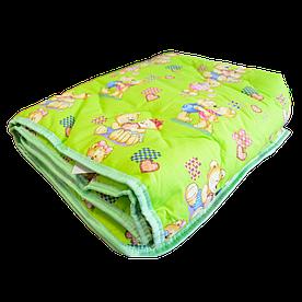 Одеяло Вилюта хлопковое в ранфорсе 100*140 детское (150 гр/м2)