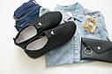 Женские кроссовки (Код: М-002 черный ), фото 3
