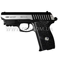 Пистолет пневматическийGletcher SS P232L + ЛЦУ, (4.5mm) Blowback