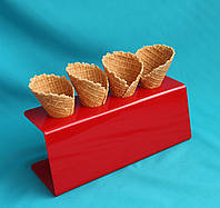Подставка для мороженного 4 рожка, фото 1
