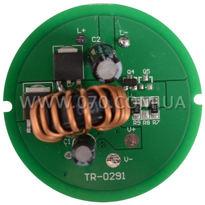 Цифровой драйвер светодиода для фонарей (TrustFire TR-D014 ), 4 режима