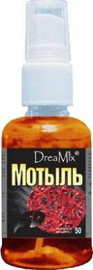 Спрей-ароматы DreaMix в ассортименте Мотыль