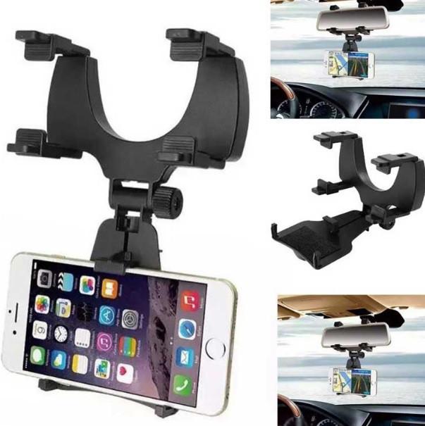 Автомобильный держатель для телефона / видеорегистратора / навигатора на зеркало