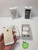 NEW iPhone 5s 16 GB Gold Гарантия 1 год