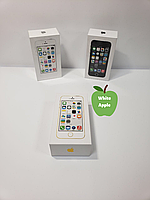• NEW iPhone 5s 16 GB Silver ГАРАНТИЯ 1 ГОД •
