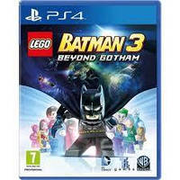 LEGO Batman 3 Beyond Gotham (Blu-ray) для PS4