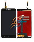 Модуль сенсор + дисплей Xiaomi Redmi 4X черный + подарок