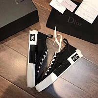 "Низкие сникерсы Christian Dior ""B23"" 3SN239YIV_H960, фото 1"