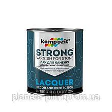 Лак для каменю STRONG 0.9 л