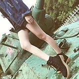 Черные удобные ботинки, фото 3