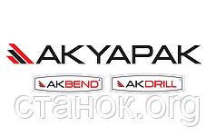 Akyapak - Украина - Станки металлообрабатывающие по гибке, резке, сверлению и сварке