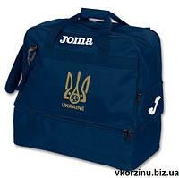 Сумка сборной Украины Joma FFU400007300 т.синяя