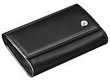 Шкіряний футляр для ключів Mercedes-Benz Key Wallet, Business, Black B66952883, фото 3