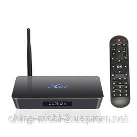 Смарт ТВ-приставка X92 3+32ГБ