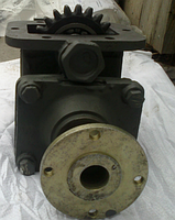 Коробка отбора мощности ГАЗ-3309, 4301, 3308, КОМ АЦ-4,8-3307-01.150 под кардан, пневмо включение, чугунный ко