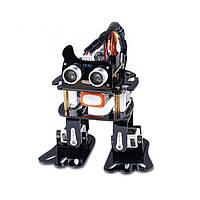 Навчальний набір робототехніки SunFounder DIY 4-DOF Robot Kit танцюючий робот на Arduino