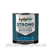 Лак для каменю STRONG 2.7 л